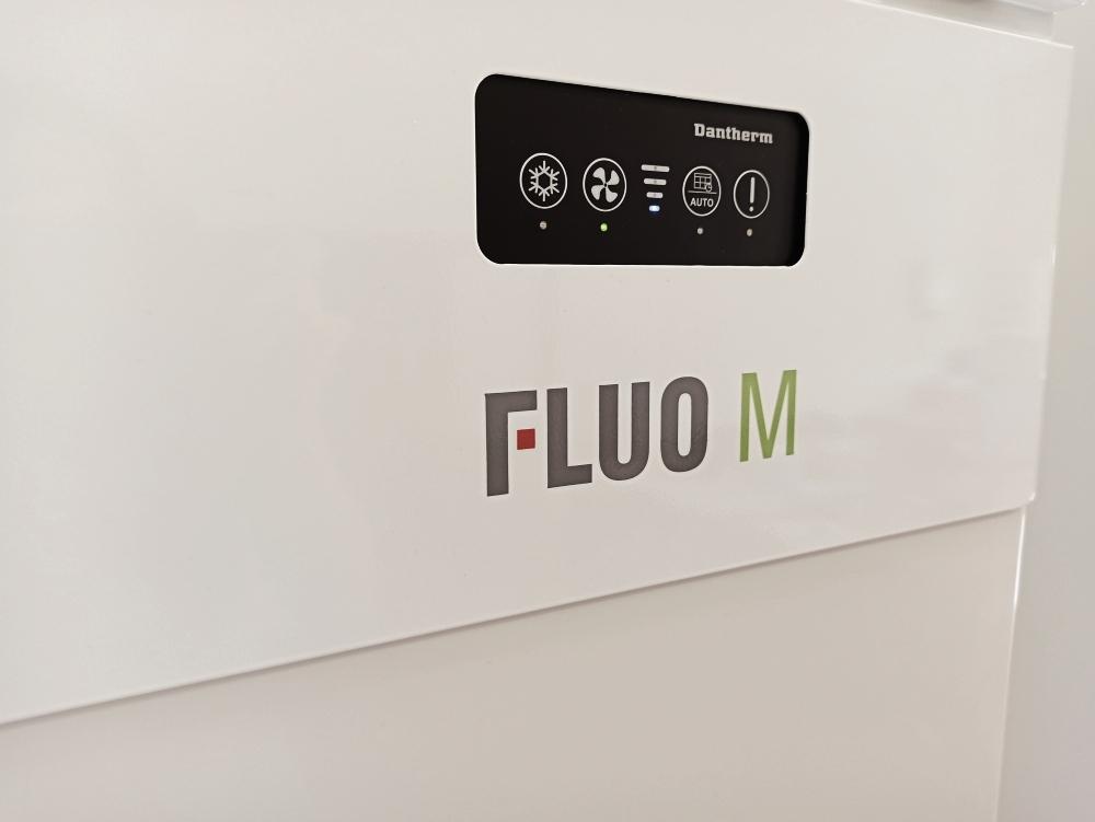 větrací jednotka FLUO M